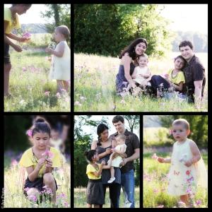 Radha's Family