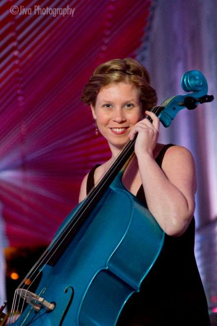 Cello Heart Strings